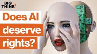 Does conscious AI deserve rights? | Richard Dawkins, Joanna Bryson, Peter Singer & more | Big Think