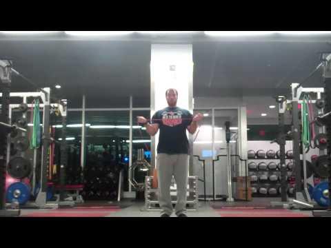 No Money: Shoulder External Rotation Exercise