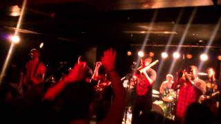 Streetlight Manifesto - Intro & We will fall together (live at Luxor, Cologne, 2013)