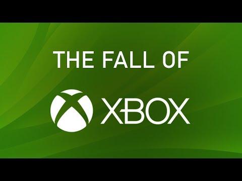 The fall of Xbox | videogamedunkey
