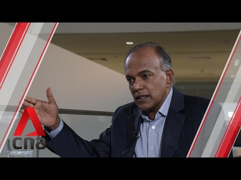 Fighting Fake News: An Interview With Singapore Law Minister K Shanmugam