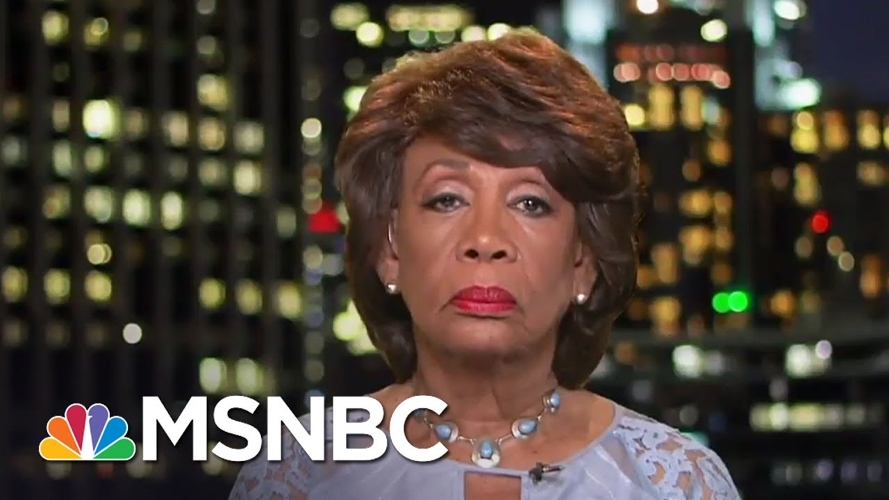 Rep. Maxine Waters: Keep Eye On Sanctions | All In | MSNBC thumbnail