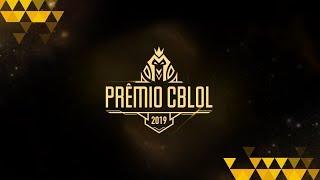 Prêmio CBLoL 2019 | Transmissão Completa