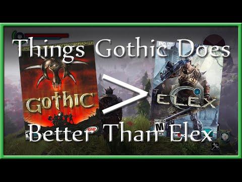 Things Gothic 1+2 (Still) Do Better Than Elex