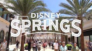 Disney Springs: Stroll Through the New Town Center   Kholo.pk
