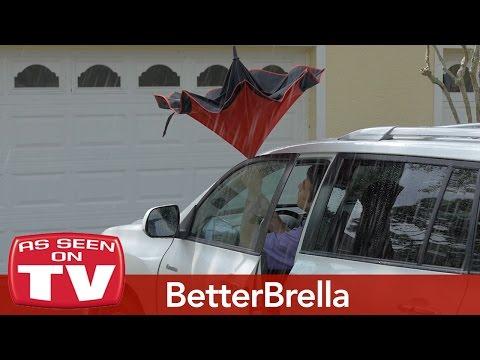 BetterBrella Reverse Close Umbrella
