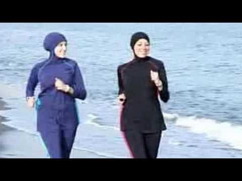 Burkini trending now : Burkini the islamic Bikini