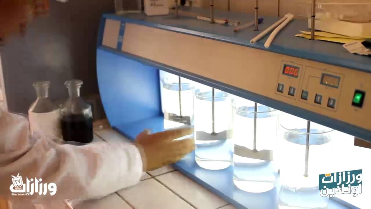 مراحل تصفية المياه بسد المنصور الذهبي - زيارة خاصة