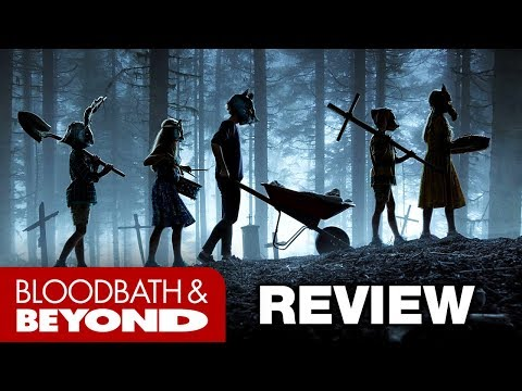 Pet Sematary (2019) - Horror Movie Review