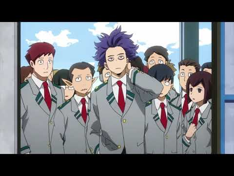 Hitoshi Shinso Moments