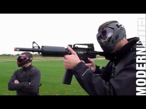 BEGINNER'S MAG-FED PAINTBALL MARKER? – Spyder MRX Review