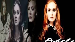 Adele-Fool that I am (Lyrics)