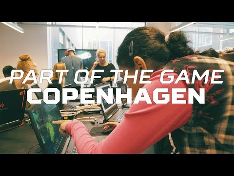 Built from the Ground up. | Part of the Game S1E1: Copenhagen