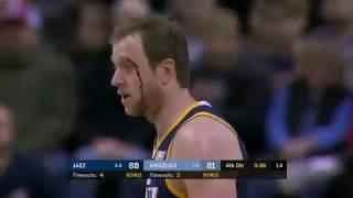 Utah Jazz vs Memphis Grizzlies   November 12, 2018