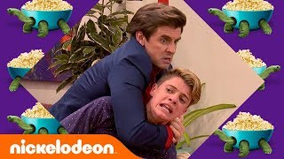 Ray is Henry & Charlotte's New Dad?! 👨👧👦 | Henry Danger | Nick