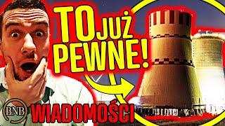 0:24 / 11:29  Elektrownia atomowa W POLSCE! Zrobią to za nas AMERYKANIE | WIADOMOŚCI