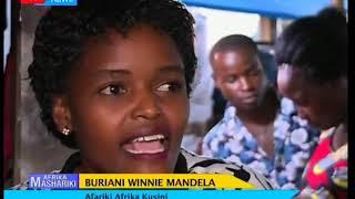 Afrika mashariki: Buriani Winnie Mandela
