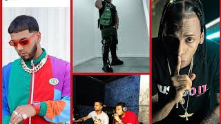 Mandrake vs Tali Goya x Lápiz Ft. Don Miguelo x Anuel AA y su reloj #noticiasurbanas