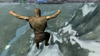 Skyrim Main Quest speedrun in 23:45 IGT