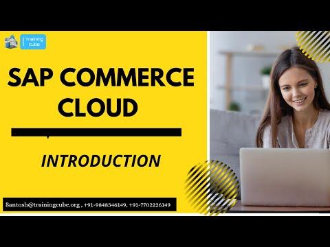 SAP Hybris Commerce Cloud Online Training   Trainingcube ...