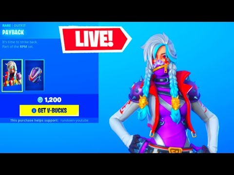 COLLECT YOUR FREE SKIN in Fortnite Item Shop! (September 17th)
