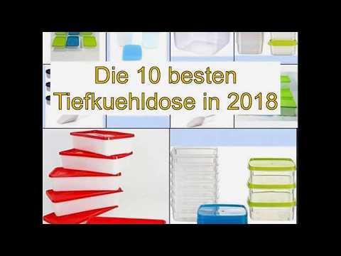Die 10 besten Tiefkuehldose in 2018