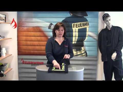 Saftyshirt das T-Shirt im Feuerwehrdesign