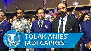 Tolak Anies Baswedan, Mantan Ketum Partai Nasdem Sebut Surya Paloh Lebih Pantas Jadi Capres 2024