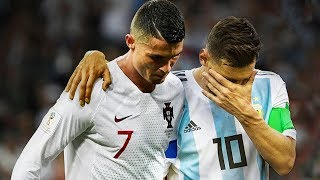 The Proof That Ronaldo And Messi Are Not Superhumans 😱 Incredible Mistakes In Football
