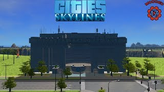 Cities: Skylines | Disaster Response Unit !!! (Episode-17)