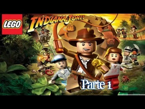 Gameplay de LEGO Indiana Jones The Original Adventures