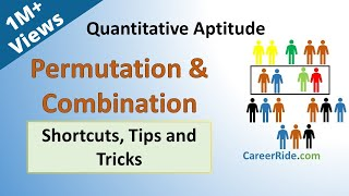 Permutation and Combination - Shortcuts & Tricks for Placement Tests, Job Interviews & Exams
