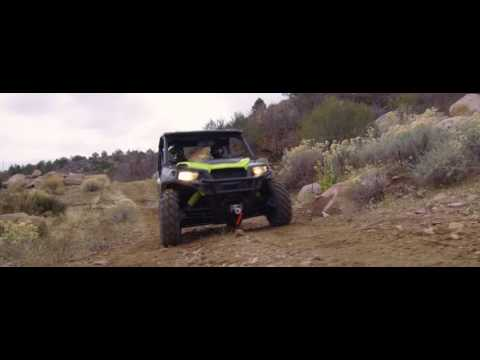 2018 Polaris General 4 1000 EPS Ride Command Edition in Attica, Indiana - Video 1