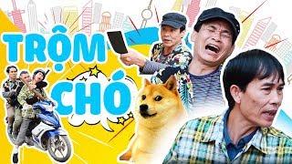 Hài Tết 2020 Mùng 7 Tết | Trộm Chó Full | Phim Hài Hiệp Vịt, Đại Mý Mới Nhất 2020