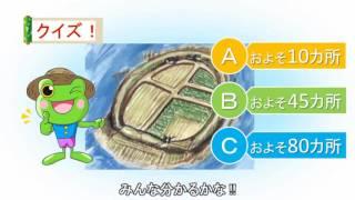 岐阜県を代表する穀倉地帯 ~高須輪中~