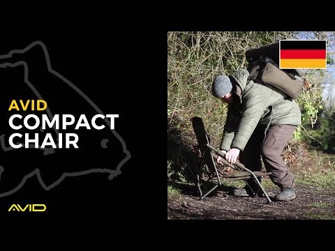 AVID CARP- Compact Chair German