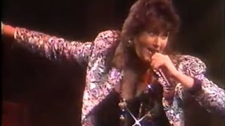 "Laura Branigan - ""Spanish Eddie"" LIVE 1986"