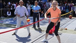 Presidential Tennis