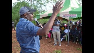Reveled: Witchcraft took a centre-stage in Mwingi North Constituency's polls