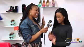 Host Sinita Wells Interviews Hit Show Empire's Star Serayah aka Tiana