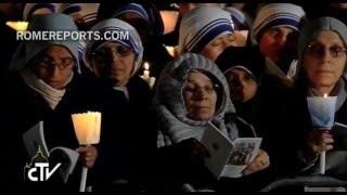 Vía Crucis del Papa Francisco en el Coliseo