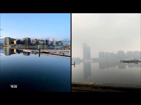Πνίγεται από τον καπνό η Μελβούρνη  | 14/01/2020 | ΕΡΤ