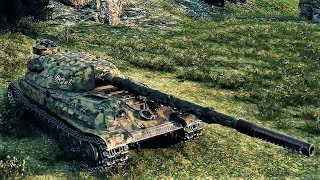 World of Tanks Object 705A   -  7 Kills, 8,5 K Damage | Best tank battles | Gameplay PC