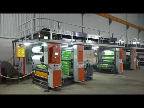 Register Hot Melt Coating Machine