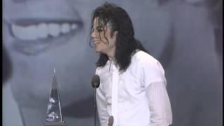 "Michael Jackson Wins Favorite Soul/R&B Single for ""Remember the Time""- AMAs 1993"