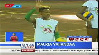 Immaculate Chemutai wa shirika la magereza ajiunga na timu ya kike ya voliboli Malkia Strikers