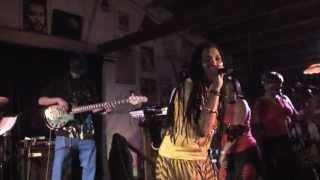 Nkulee Dube 'Ding Ding Licky Licky Licky Bong' Ashkenaz July 19, 2013