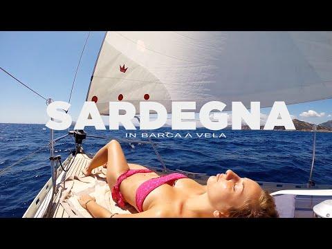 In barca a vela: Sardegna 2015