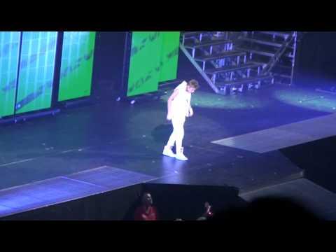 Justin Bieber - One Time (Las Vegas)