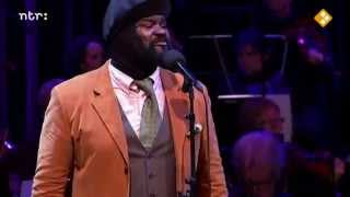 Gregory Porter The Metropole Orchestra, Full concert, Paradiso.